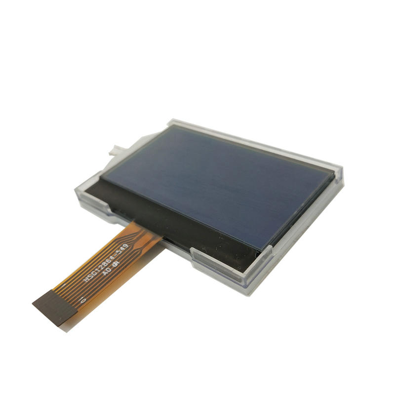 Genyu 12864 Blue Monochrome LCD display manufacturers