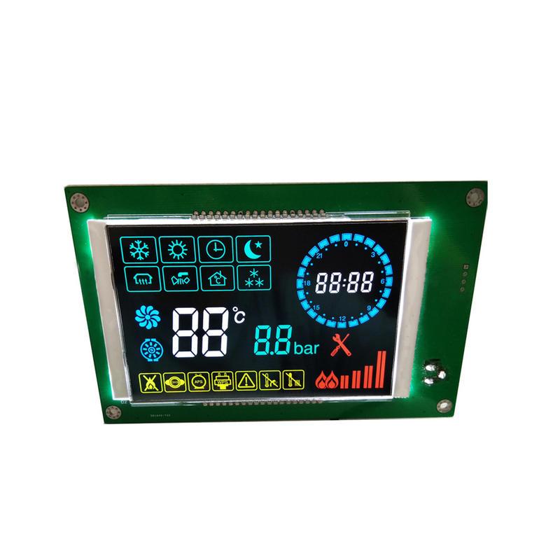 Custom LCD Display Segment GY03836NM