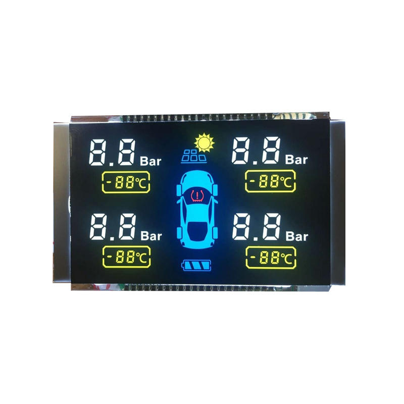 Custom LCD Display Segment GY5774V