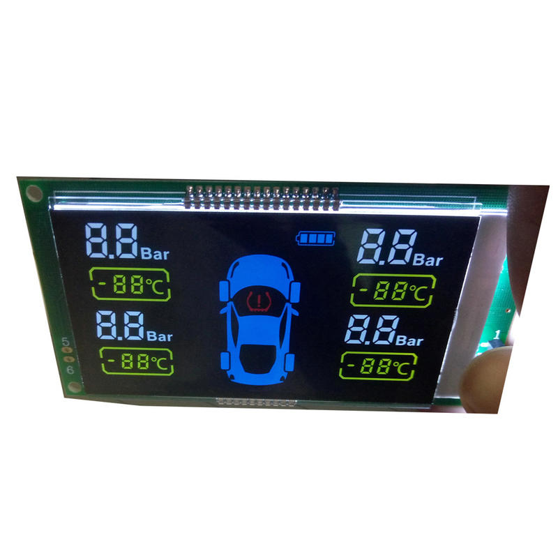 Custom LCD Display Segment GY6265