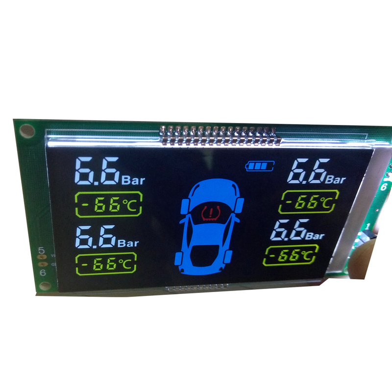 Genyu va custom size lcd suppliers for laser-1