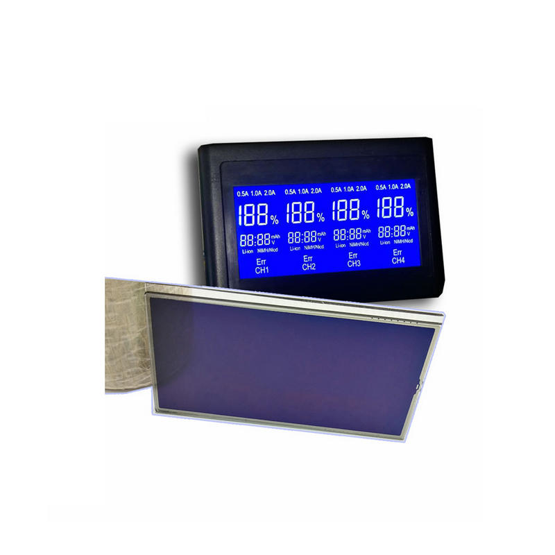 Custom LCD Display Segment GY6071