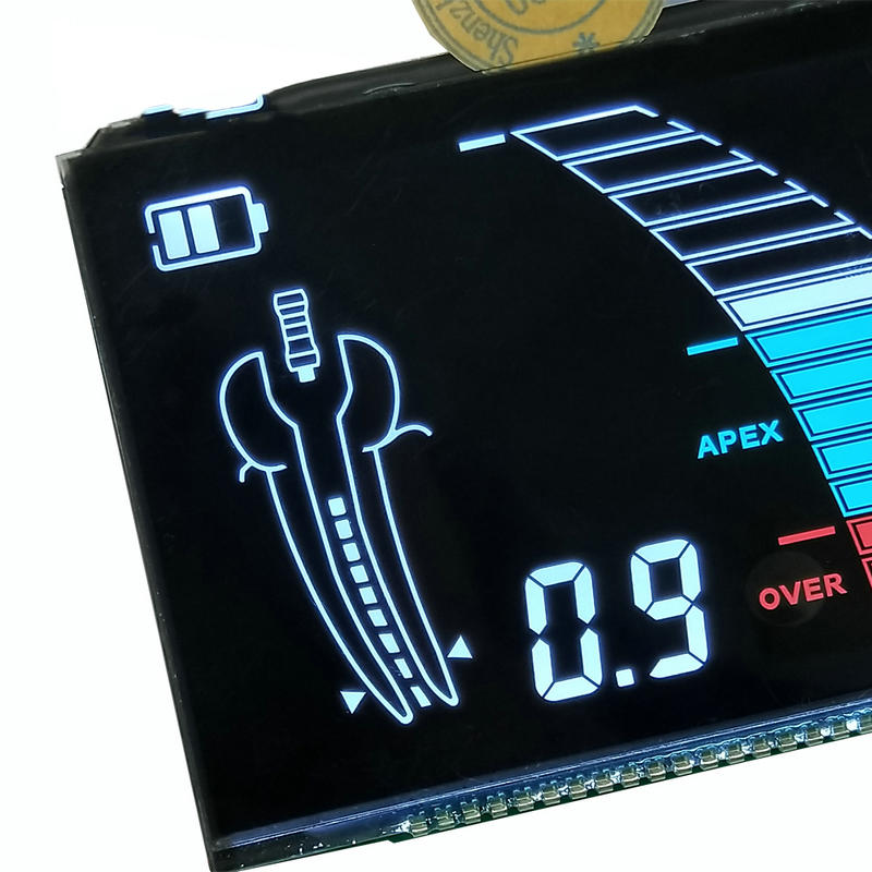 Custom LCD Display Segment GY6805