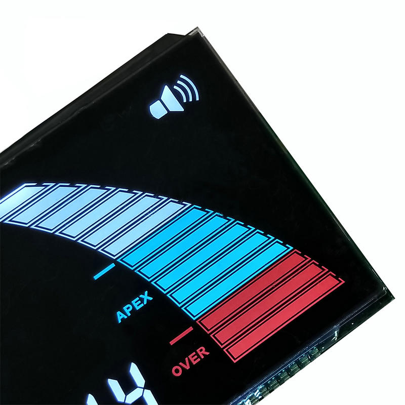 Custom LCD Display Segment GY6805