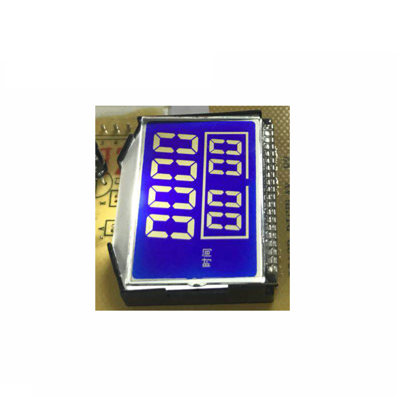 Custom segment lcd display gy03836nm factory for instrumentation-2