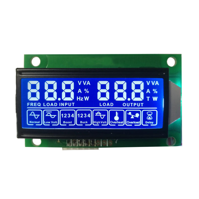 Custom LCD Display Segment GY50378A