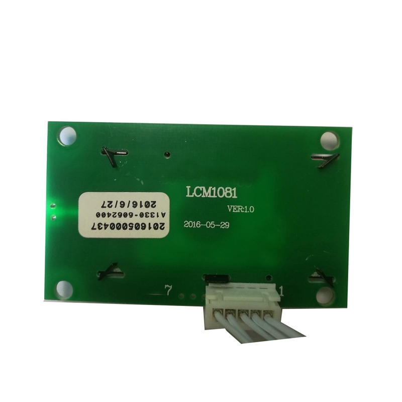 Custom LCD Display Segment GY50378A