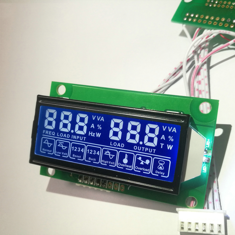 Latest segment lcd display gy8812854 suppliers for laser-1