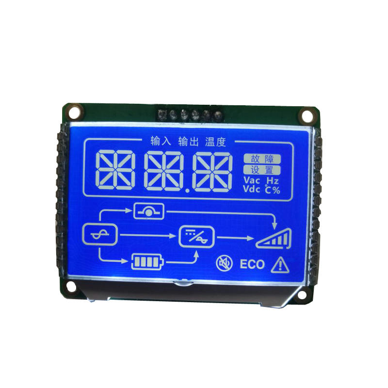Custom LCD Display Segment GY88128-54
