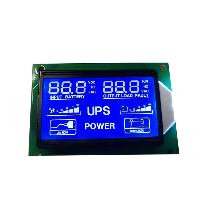 Custom LCD Display Segment GY88128-80