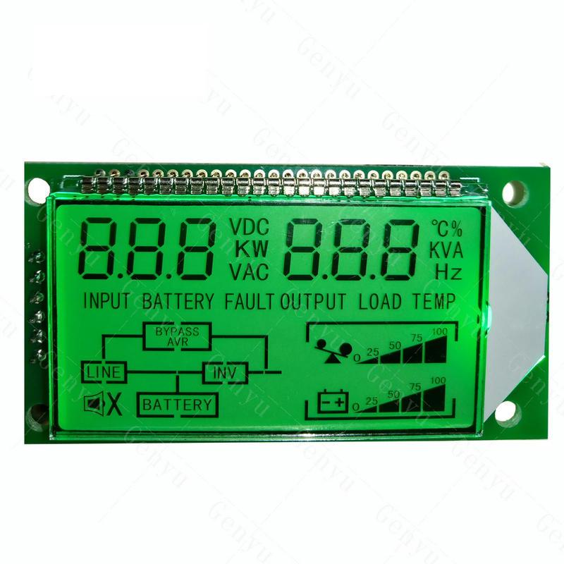 Custom LCD Display Segment GY88128-99