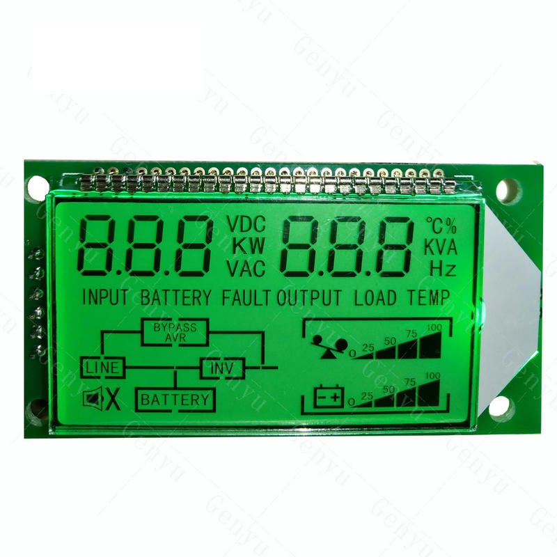 Custom LCD Display Segment GY88128-99