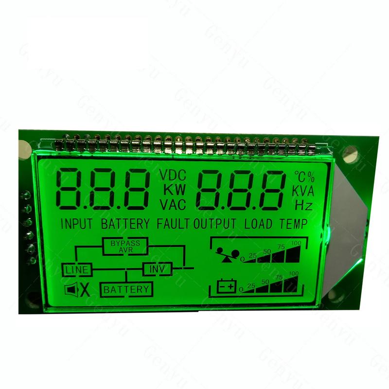 Genyu New custom lcd screen for instrumentation-1