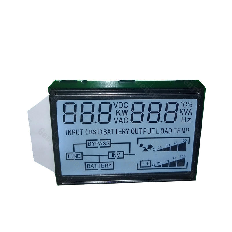 Custom LCD Display Segment GY88128-101