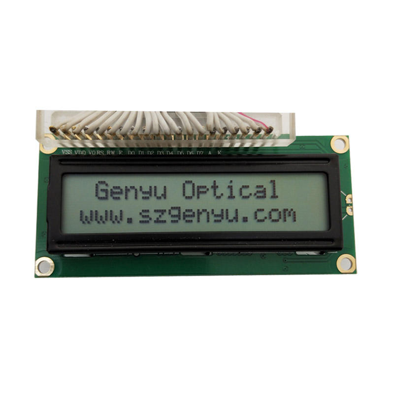 LCD Character Display Modules GY1602AR