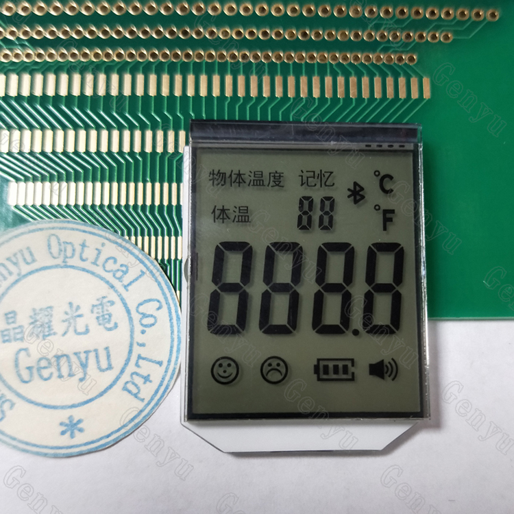 Genyu High-quality lcd custom supply for instrumentation-1