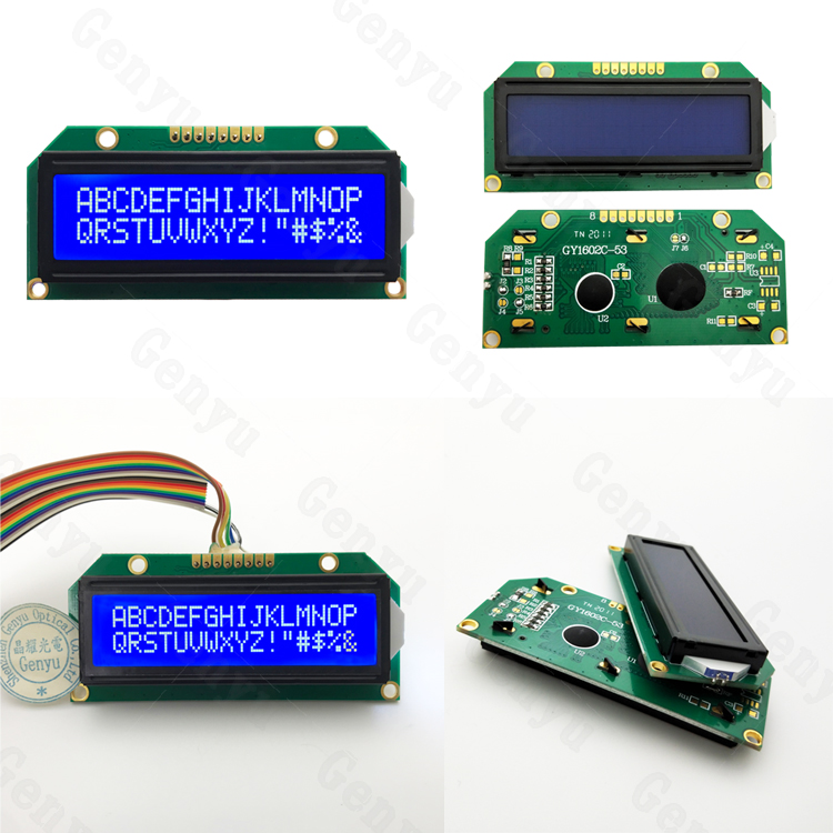 Genyu Latest character display modules suppliers for equipment-1