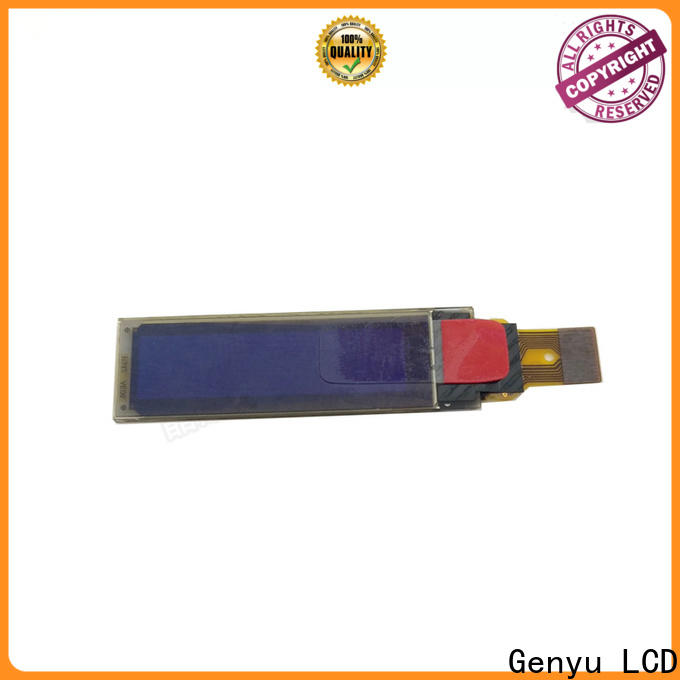 Genyu 64x32 oled lcd suppliers for DJ mixer