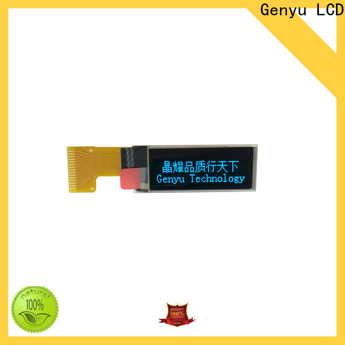 Genyu Top oled lcd panel suppliers for smart watch