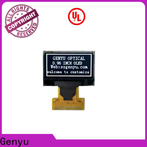 Genyu Best oled display module factory for sports watch