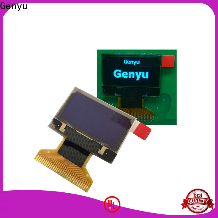 Best oled lcd module screen company for smart watch