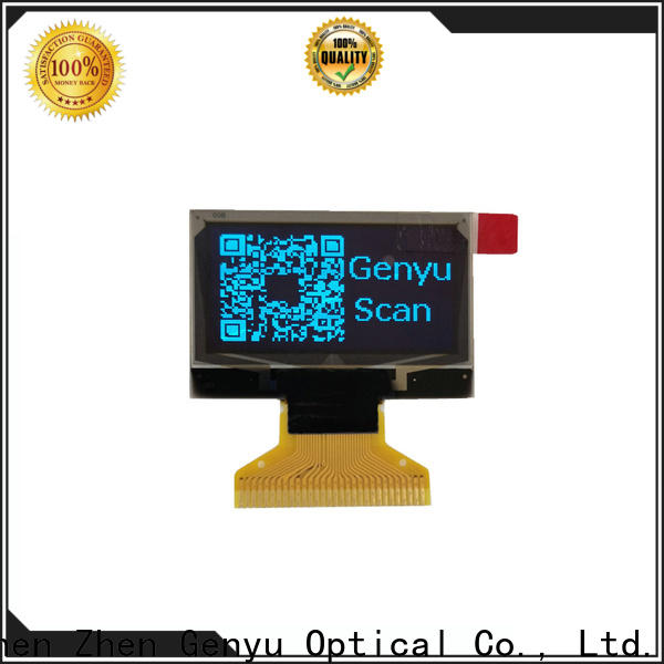 Genyu screen lcd oled display manufacturers for smart watch