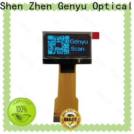 Genyu ole lcd oled display company for hardware wallet
