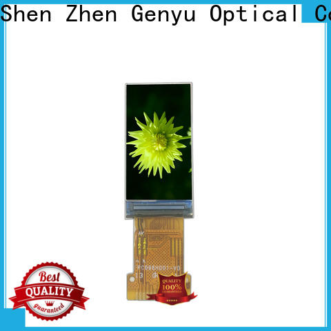 Genyu price-favorable tft lcd manufacturers for automobile