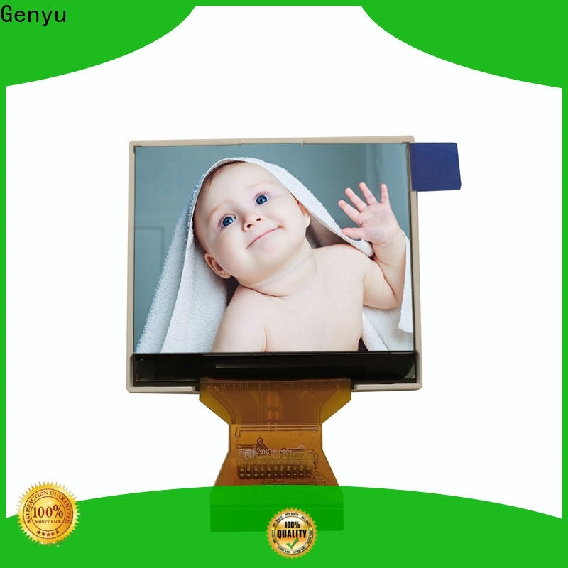 Genyu High-quality tft lcd display module for business for devices