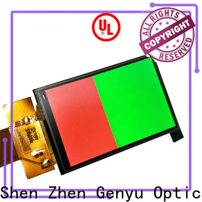 Genyu quality-reliable display tft company for devices
