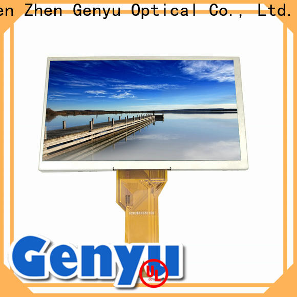 Genyu new tft module manufacturers for instruments