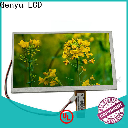 Genyu quality-reliable lcd tft module factory for instruments