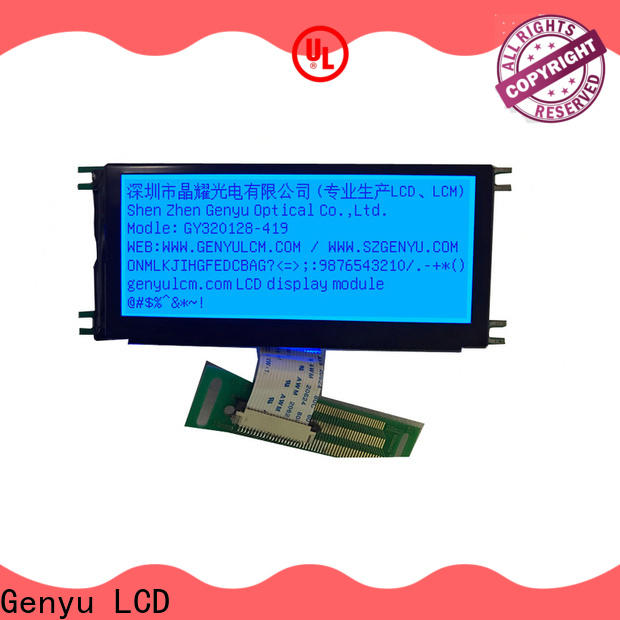 Genyu Top lcm display manufacturers for medical equipment