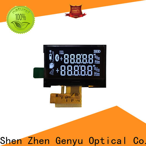 Genyu electricity lcd seven segment display factory for monitors