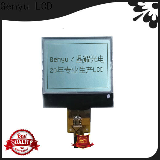 Genyu Latest mono lcd display manufacturers for industry