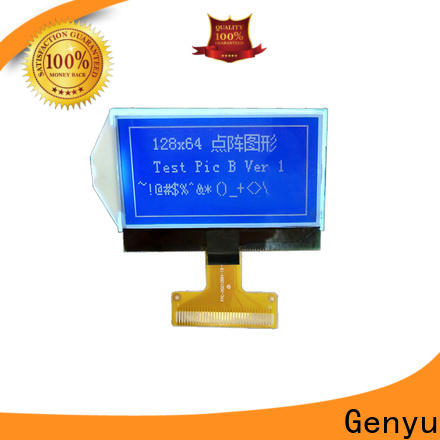 Custom lcd 12864 panel suppliers for industry