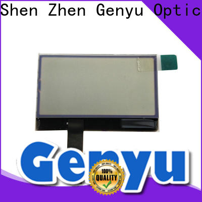 Genyu New dot matrix display company for equipment