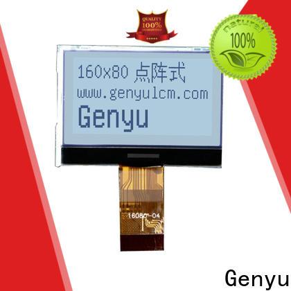 Genyu mono graphics lcd modules supply for smart home