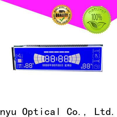 Genyu Best custom lcd screen suppliers for meter