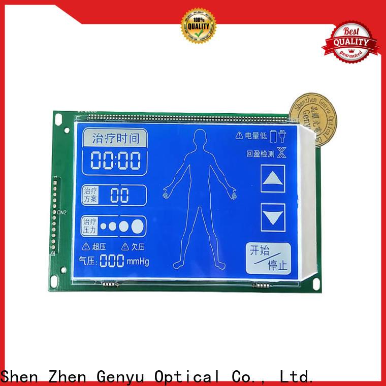 Genyu Custom lcd display custom suppliers for instrumentation