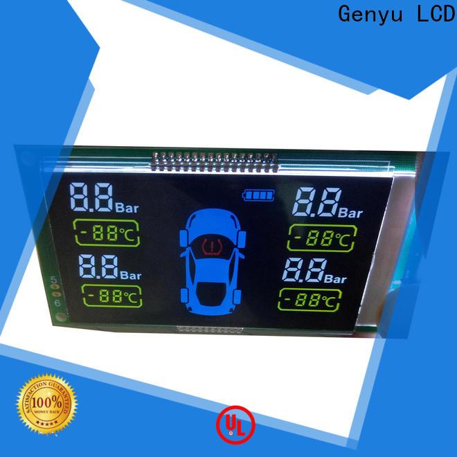 Genyu High-quality lcd display custom supply for video