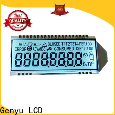 Genyu Best lcd custom manufacturers for meter