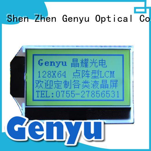 matrix 128x128 yellow for equipment Genyu
