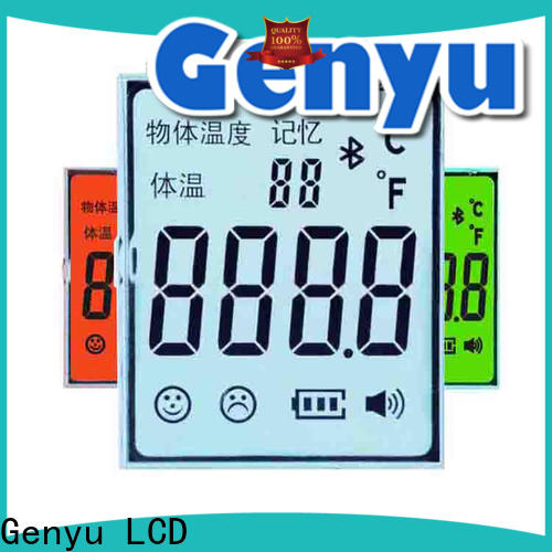 Genyu High-quality lcd custom supply for instrumentation