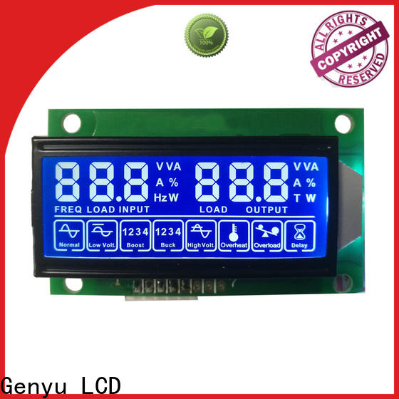 Best custom size lcd gy8812880 manufacturers for meter