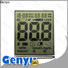 Genyu gy6265 custom lcd screen supply for instrumentation