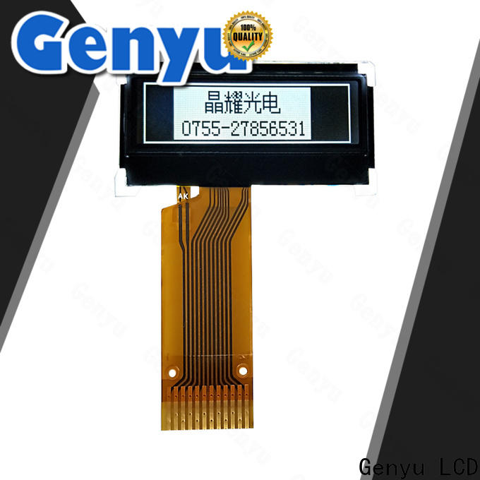Genyu gy12864780 lcd cog display supply for equipments