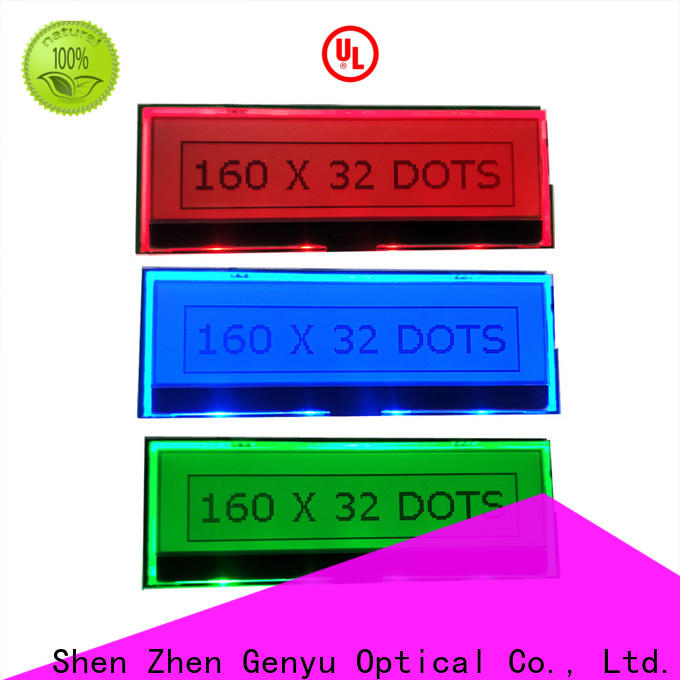 Genyu Wholesale cob lcd module suppliers for fuel dispenser