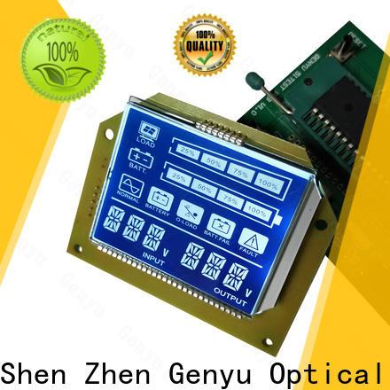 Custom segment lcm display suppliers for POS