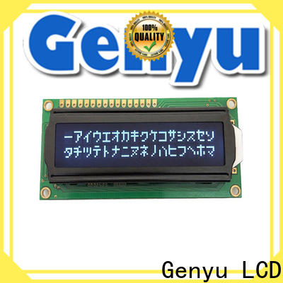 Genyu 1602a character lcd supply for equipment
